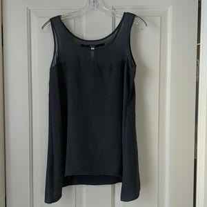 Kensie sleeveless blouse